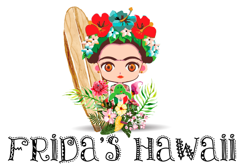 Fridas Hawaii Logo
