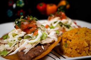 Tostadas Frida's Hawaii